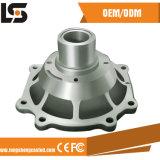 La pieza de automóvil para de aluminio a presión la base del motor de la fundición