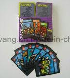 Cartão de jogo do miúdo da promoção, smart card do jogo de mesa