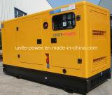 de Stille Diesel 250kVA Doosan Reeks van de Generator met Alternator Stamford