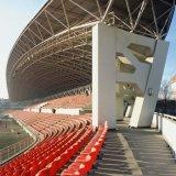 Frame de aço estrutural profissional de grande extensão do espaço da luz do projeto