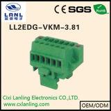 Connettore Pluggable dei blocchetti terminali Ll2edg-GB-3.81