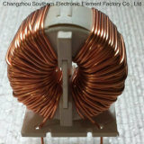 ISO9001のLgh Toroidal Wirewound Choke Coil Inductor