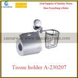 Support simple sanitaire de culbuteur d'acier inoxydable d'accessoires de salle de bains d'articles