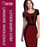 Vêtement causal de mode pour le femme (L36104-2)
