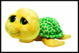 Het embleem paste het Gevulde Stuk speelgoed van de Pluche van het Speelgoed aan