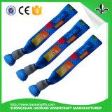 Kundenspezifische Fantasie-und Festival-Form-PolyesterWristbands
