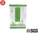 Rectángulo plástico plegable de los PP, rectángulo plástico para el té, rectángulo plástico plástico de gama alta de los PP de la impresión en offset con el sellado de oro