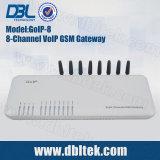 GoIP-8 Шлюз GSM с 8 портами SIM-карты VoIP GSM шлюз