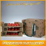 강한 서류상 딸기 포장 상자