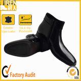 Ботинки лодыжки черного горячего типа воинские
