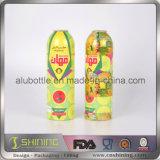 Алюминиевый пустой аэрозоль может для бутылки Deodorant