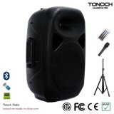 Portable quente da venda 8 polegadas de altofalante sadio plástico com Multi-Function