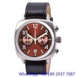 Relógio quente de quartzo da liga da forma, o melhor relógio 15069 do movimento de Japão da qualidade