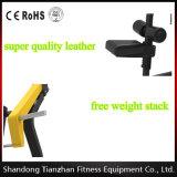 Máquina comercial de la gimnasia/fuerza de Hammar/retroceso de la parte posterior