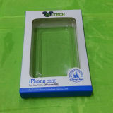 Embalaje plástico de la cubierta para el bolso del teléfono celular