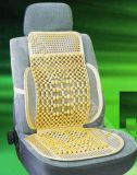 SelbstRattan Board Massage Bead Car Seat Cushion mit Lumber Rest