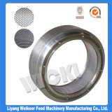 l'anello dell'acciaio inossidabile del diametro di 1.6mm muore per produrre l'alimentazione del gambero