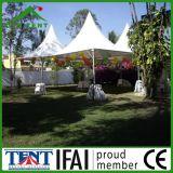 de Tuin van 5X5m wierp de Tent van het Aluminium van Gazebo van de Partij van de Pagode van het Frame af
