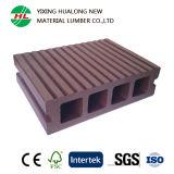 Plancher extérieur creux de la qualité WPC (M20)