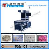 Machine de papier dynamique d'inscription de laser pour des configurations sanctifiant