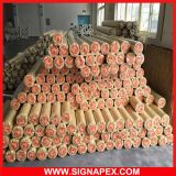 Media solventes de la inyección de tinta de la bandera de la flexión de Frontlit de la impresión del PVC Digital (SF233M/340g)