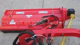 農業機械3ポイント連結器の重い境界の殻竿の芝刈り機