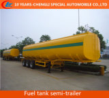 45cbm 3axles Fuel Tank Semi-Trailer