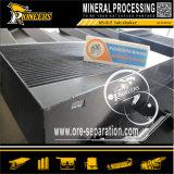 Концентратор таблицы добычи золота силы тяжести машины разъединения Placer минеральный