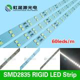Striscia rigida di alti 2835 luminosi LED con migliore qualità