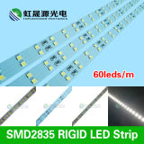 Alta striscia rigida 2835 di luminosità LED di vendita calda
