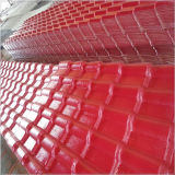 حرارة - يصفح تسليف مقاومة بلاستيك يغضّن أنواع من داخليّة [بفك] جدار [كلدّينغ بنل]