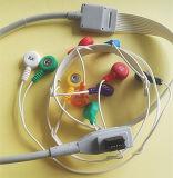 Кабель ge-Rozinn 10 Snap&Clip ECG