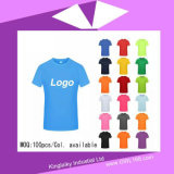 T-shirt personnalisé de polo pour le cadeau promotionnel Ts-01
