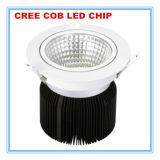 CREE-PFEILER LED 5inch 20W LED beleuchten unten