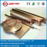 Elétrodo de cobre de Tunsgten para a soldadura de resistência