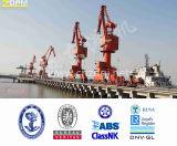 Fornitore portale standard della gru del porto di bacino della struttura d'acciaio di Ce/ISO