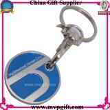Moneta del carrello del metallo per i regali della catena chiave (m-TC006)