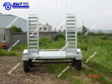 Wheeling pesado International Utility Trailers para Equipment Transportation (SWT-PT146)