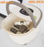 Massager mm-8828 del uno mismo del BALNEARIO del pie
