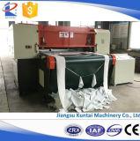 Máquina de estaca hidráulica do feixe da correia transportadora