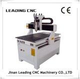 CNC de madera 3D que talla el ranurador de madera del CNC de la máquina (GX-6090)