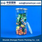 Alimento Grade Pet Food Can com Plastic Lid