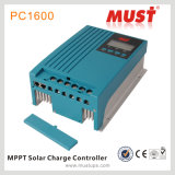 Most Compact Size DSP eingebautes 20A 30A 40A MPPT Solar Charge Controller