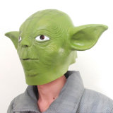 A máscara principal cheia com adulto do cabelo um tamanho cabe toda a máscara do traje - estilo novo