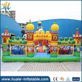 Высокое качество ягнится замок игрушки раздувной оживлённый для парка атракционов