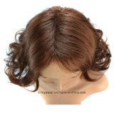 I punti di vendita caldi di alta qualità nel piccolo volume di donne di commercio estero mettono le parrucche in cortocircuito