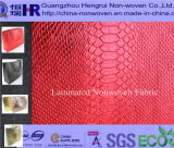 PE Coating + Factory Price Laminated Nonwoven/Non Woven Fabric per Shopping Bag/Handbag (no. A8G004)