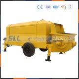電気/ディーゼルトレーラーのセメントの具体的なポンプトラック