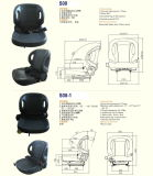 Suspension (S08)를 가진 가득 차있는 Adjustment Seat