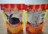 알루미늄 호일 애완 동물 먹이 포장을%s 플라스틱 지퍼 부대